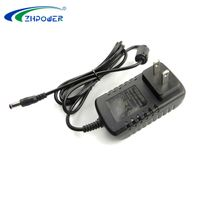 12.0v adapter power 12 volt dc 2 amps supply 12volt 2amp psu 12v 2a switching adapter thumbnail image