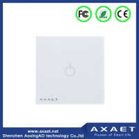 AXAET Smart Home Automation Remote Control Wall Switch Light Touch Switch