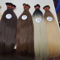 Vietnam Hair Star No Tangle No Shedding Dyeable 100% Virgin Natural Color Straight Raw Human Hair thumbnail image