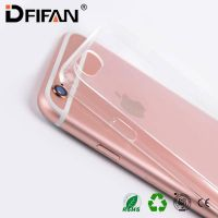 ultra thin TPU case for iphone 6 transparent clear case for iphone 6