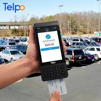 Telpo TPS390 Rugged NFC Reader card Card Skimmer mobile payment POS terminal device thumbnail image