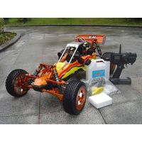 Latest Updated Full Alloy Metal Baja 5b 30.5cc Buggy thumbnail image