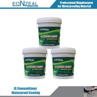 JS Cementitious Waterproof Coating(two component)
