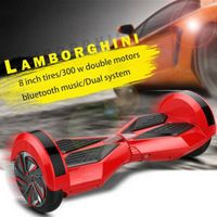 Electric Scooter with Bluetooth Speaker thumbnail image