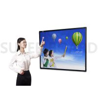 "Super Board 84"" Infrared Interactive Whiteboard"