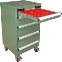 Warehouse Tool Trolley