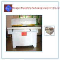 China MJL nailless plywood box making machine