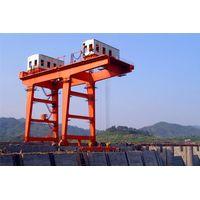 Dam Top Gantry Crane