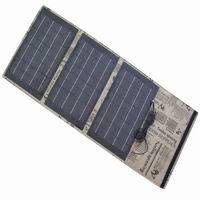 30W Folding Solar Panel Charger Bag for Laptop, Mobile Phone, Car thumbnail image