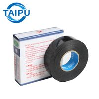 Splicing Waterproof Self Adhesive Rubber Conducting Fusing Self-Fusing Sealant Semi Conductive Tape