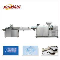 Medical infusion bag tubular film extrusion line