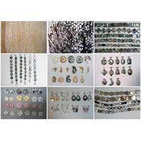 Sea Shell Jewelry,Beads,Bracelet,Pendant,Carbochon,Flower