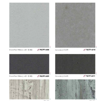Self adhesive Polyvinyl Chloride PVC decorative film for wrapping and membrane-free compaction thumbnail image