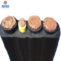 Rubber Insulated Elevator Cable