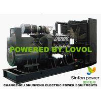 LOVOL generating set SL20--SL130 / Diesel Generator