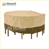 Patio Round Table Set Cover