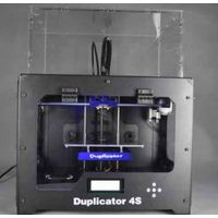 Newest Idea 3D printer with more than one extruders Duplicator 4s