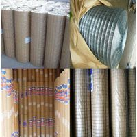 hot dipped galvanized welded wire mesh in rolls (manufacturer)Aly