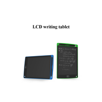 8.5'' 12'' writing drawing board memo pad writing table e-writer