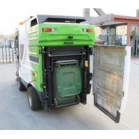 Electrical Road Sweeper Truck [FREE FREIGHT WORLDWIDE] thumbnail image