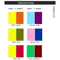 Bichrom photochromic pigment
