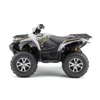 2017 Yamaha Grizzly 700FI EPS SE