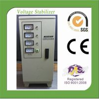 Three Phase Servo Type Voltage Stabilizer