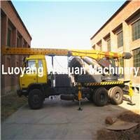 New type pile driving machine