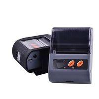LS2 high print speed mini mobile bluetooth printer with print paper