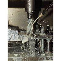 Machining fabrication services