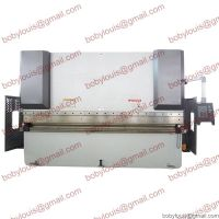 Hydraulic press brake machine for sheet metal bending WC67K-250T4000