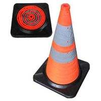Collapsible traffic cone(PST1002R)