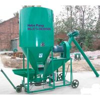 Combined Animal Feed Crusher and Mixer thumbnail image