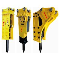 YYG Rock Hydraulic breakers