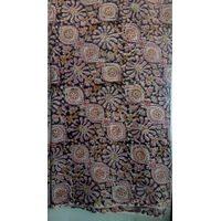 Kalamkari hand blocked fabric