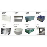 Filter PANEL V-BED PLEAT V-BANK TRAY type thumbnail image