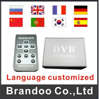 1 Channel DVR, Top Box Recorder, Support 64GB SD Card