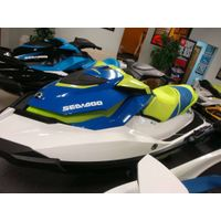 2017 Sea Doo Bombardier WAKE 155 Three Seater Jet Ski thumbnail image