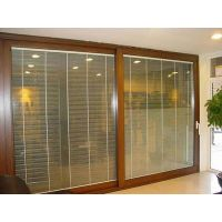 aluminum lift and sliding door large sizes with double glass
