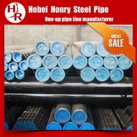 honrypipe.com - Suitable for structural seamless steel pipe ASTM A53 SCH40 outer diamater range thumbnail image