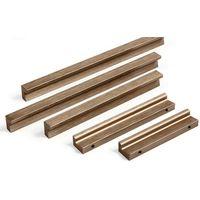 Simple Brushing Bronze Handles for Kitchen Furniture Cabinet Wardrobe