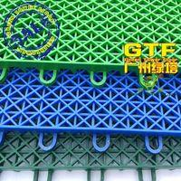 Suspended interlock sports flooring , thumbnail image