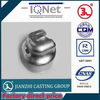 U40 Ball and socket ductile iron glass insulator fittings