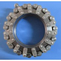 Turbocharger TD08 nozzle ring