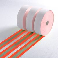 Flame retardant reflective fabric/tape with factory price