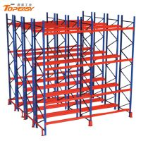 Heavy Duty Warehouse Metal Storage Drive-in Pallet Rack