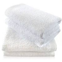 cotton hand towels, white hand towel, terry hand towel TW12001 thumbnail image
