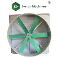 EOF series fiber glass cone fan