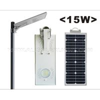 15W Solar LED Street Light