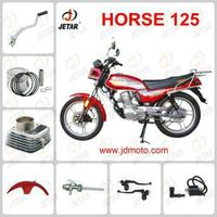 HORSE 125 motorcycle parts